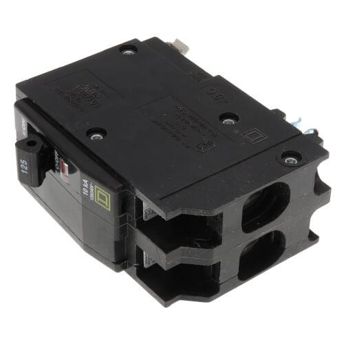 QO 2 Pole Miniature Circuit Breaker (120/240V, 125A, 10kA) Product Image