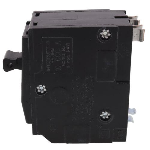 QO 2 Pole Standard Miniature Circuit Breaker (120/240V AC, 15A, 10 kA) Product Image