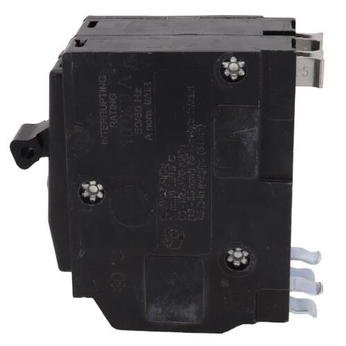 QO 2 Pole Miniature Circuit Breaker (120/240V, 50A, 10kA) Product Image