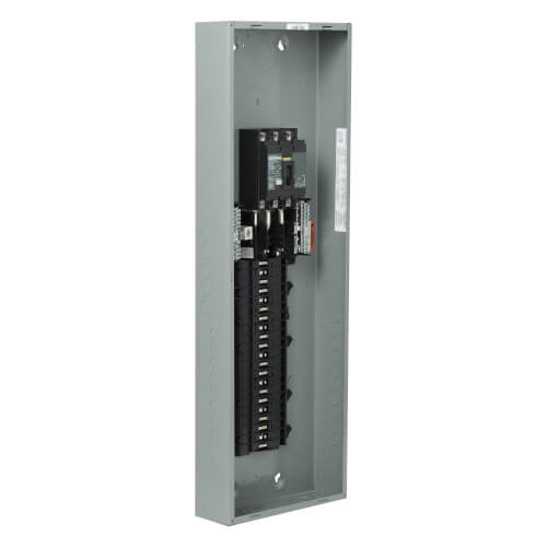 QO 42 Circuit Indoor Main Breaker Load Center, 42 Space, 208Y/120V (225A) Product Image