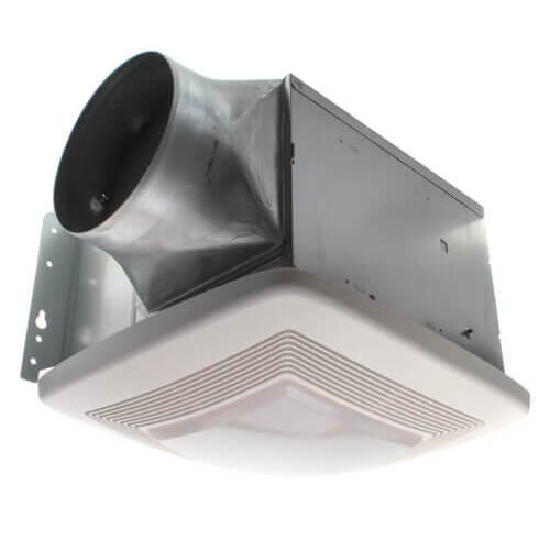 "QTXE150FLT Ultra Silent Ventilation Fan w/ Light & Night-Light, 6"" Ducting (150 CFM) Product Image"