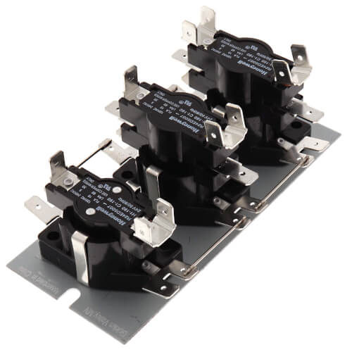 Electric Heat Sequencer w/ 5 switches (160 sec timing) Product Image
