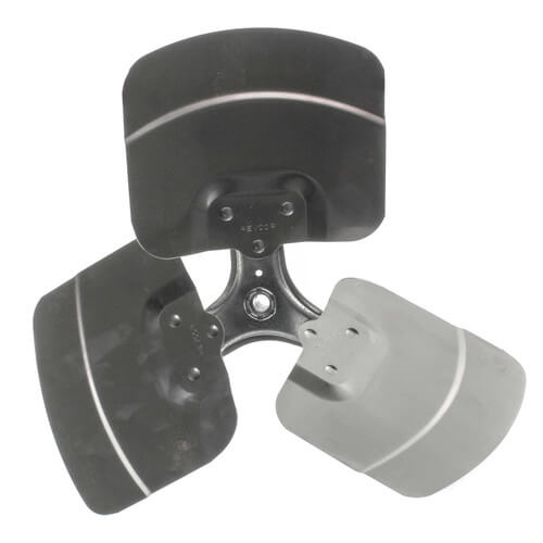 Replacement Aluminum Fan Blades : R revcor  quot aluminum blade fixed hub