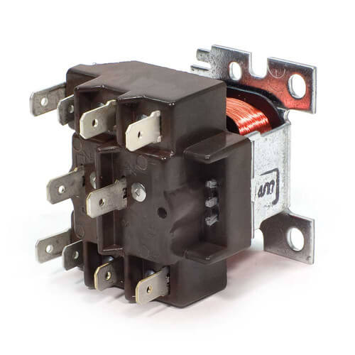 120 v general purpose relay w/ dpdt switching product image