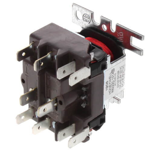 24 v general purpose relay with dpdt switching product image