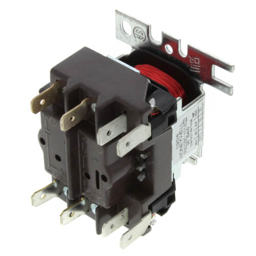 24v General Purpose Relay w/ DPST N.O Switching Product Image