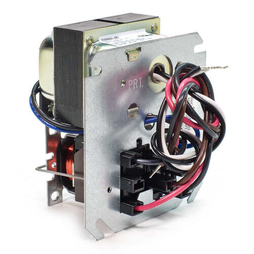 40 VA Fan Center w/ SPDT switch including R8222B R A Wiring Diagram For Oil Furnace on