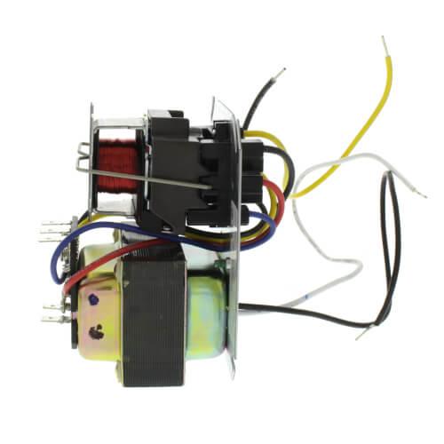 50 VA Fan Center w/ DPST switch including R8222U R D Honeywell Relay Wiring Diagram on