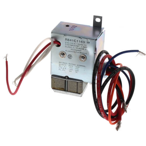208/240 V Electric Heater Relay w/ SPST Switching Product Image