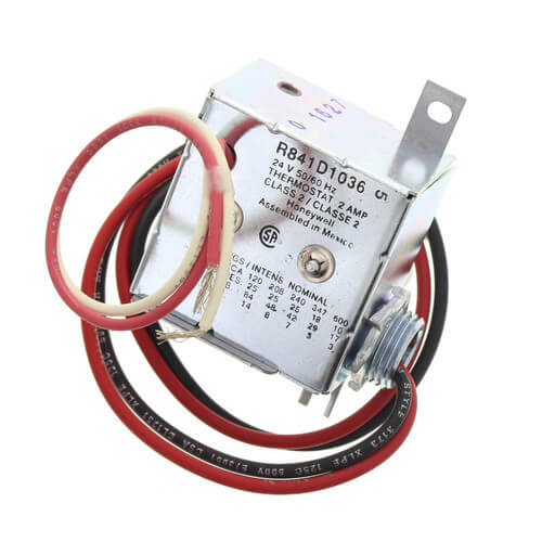 24 V Electric Heater Relay w/ SPST Switching Product Image