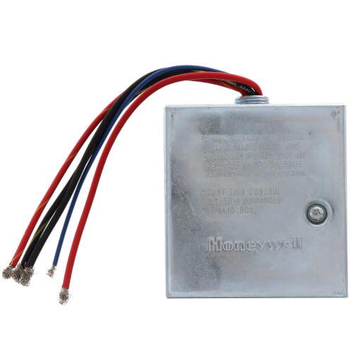 r841e1068 honeywell r841e1068 24 v electric heater relay with rh supplyhouse com Base Board Heater Relay Heater Blower Motor Relay
