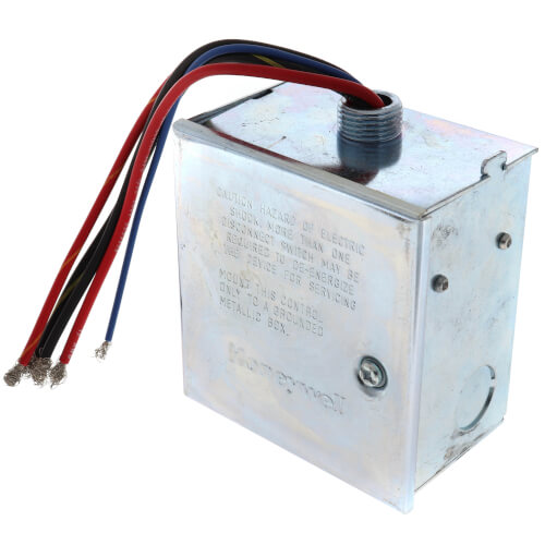 24 V Electric Heater Relay with SPST switching Product Image