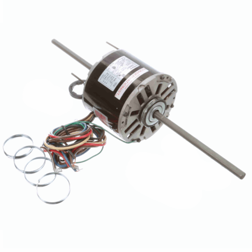 "5-5/8"" Double Shaft Fan/Blower Motor (208-230V, 1625 RPM, 1/4 HP) Product Image"