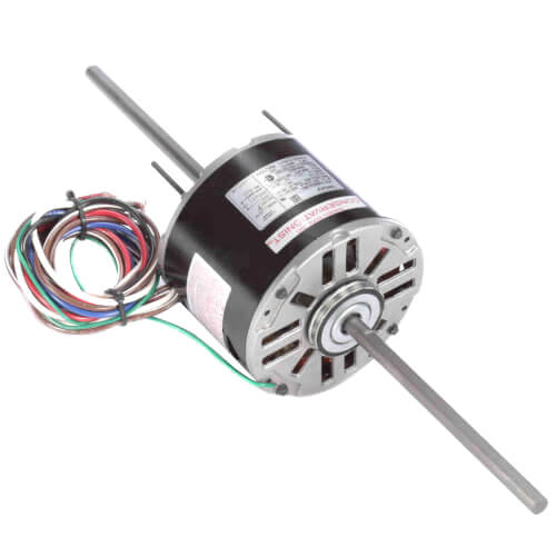 """5-5/8"""" Double Shaft Fan/Blower Motor (115V, 1625 RPM, 1/4 HP) Product Image"""