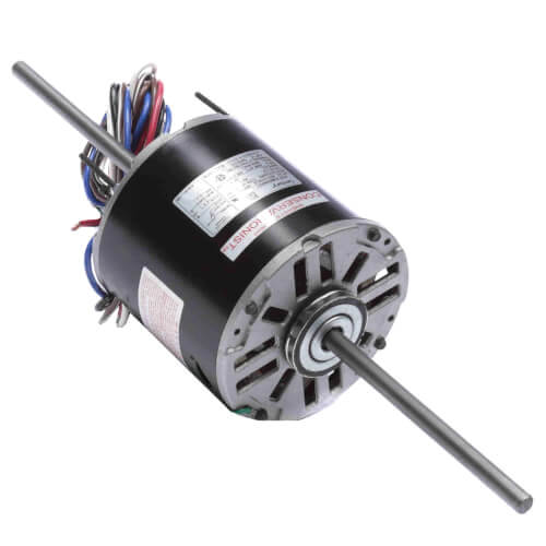 "5-5/8"" Double Shaft Fan/Blower Motor (115V, 1075 RPM, 3/4 HP) Product Image"