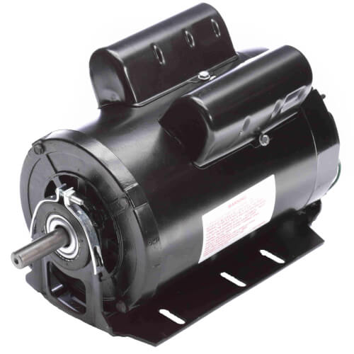 """6-1/2"""" Capacitor Start Resilient Base Motor (115/208-230V, 1725 RPM, 2 HP) Product Image"""