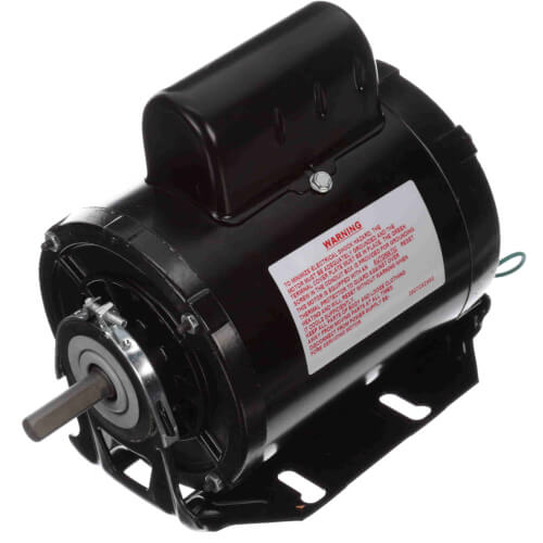 """5-5/8"""" Capacitor Start Resilient Base Motor (115/230V, 1725 RPM, 1/4 HP) Product Image"""