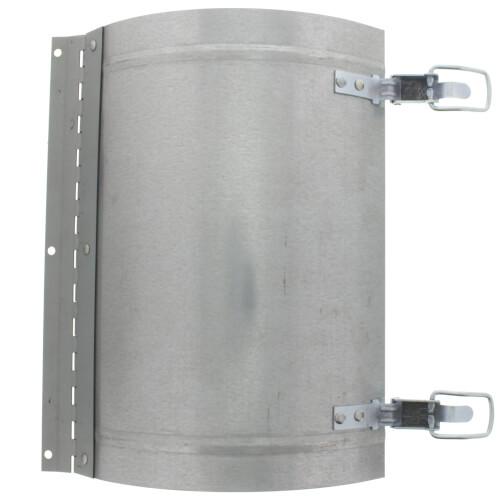 "13"" x 10"" Galvanized Round Duct Access Door Product Image"