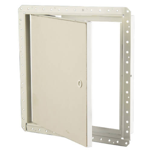 """12"""" x 12"""" RDWPD Recessed Factory Installed Drywall Access Door w/ Lock & Key Product Image"""
