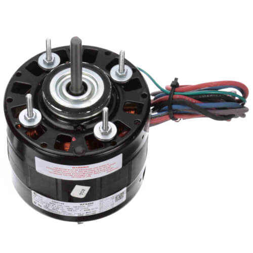 """5"""" GE 21/29 Frame Replacement Motor (115/208-230V, 1550 PM, 1/10 HP) Product Image"""