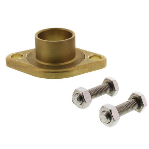 "1-1/4"" Sweat Hydro-Core Rotating Flange Product Image"