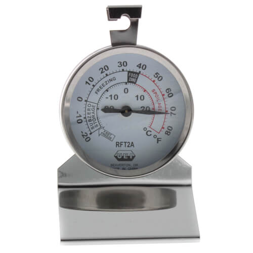 RFT2A, NSF Refrigerator & Freezer Thermometer Product Image