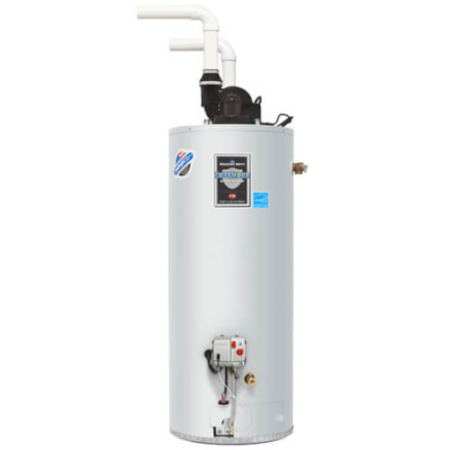 48 Gallon - 60,000 BTU Defender Safety System PDX2 Power Direct Vent Energy Saver Residential Water Heater (LP Gas) Product Image