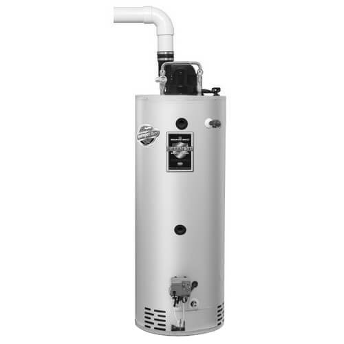40 Gallon - 40,000 BTU Defender Safety System TTW Power Vent High EF Residential Water Heater (LP Gas) Product Image