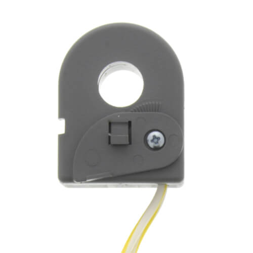 Enclosed Self-Powered Solid Core AC Sensor, .25-150 Amp, Wire Leads Product Image