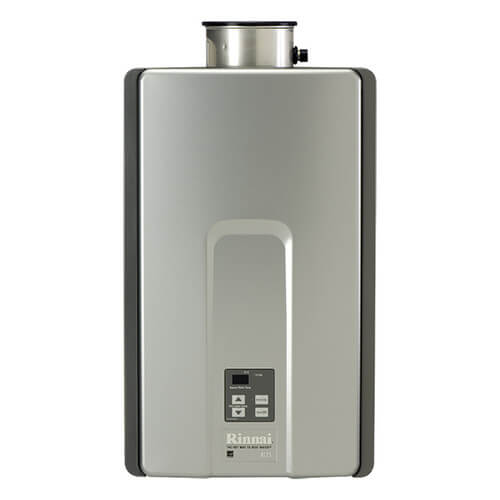 RL75IP 180,000 BTU, Non-Condensing Indoor Tankless Water Heater (Propane) Product Image