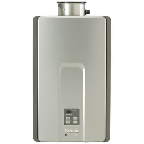 RLX94IN 192,000 BTU, Non-Condensing Indoor Tankless Water Heater (Natural Gas) Product Image
