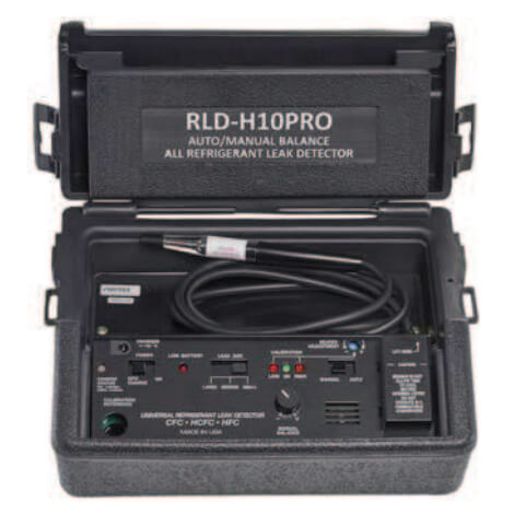H-10PRO Universal Heated Diode Refrigerant Leak Detector (w/ Charger) Product Image