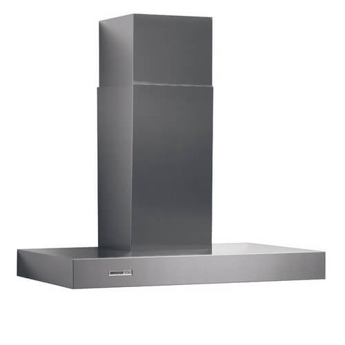 "30"" Stainless Steel Wall Mount Chimney Hood w/ Internal Blower (370 CFM) Product Image"