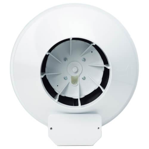 "RN Series 4EC-3 Inline Radon Fan, 5 7/8"" Pipe (555 CFM) Product Image"