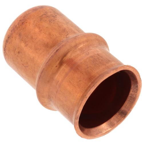 """1"""" Refrigerant Copper Press Cap Product Image"""