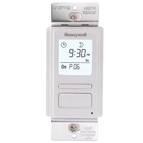 EconoSwitch 7-Day Solar Programmable Timer Switch (White) Product Image