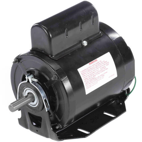 """6-1/2"""" Capacitor Start Resilient Base Motor (115/208-230V, 1725 RPM, 3/4 HP) Product Image"""