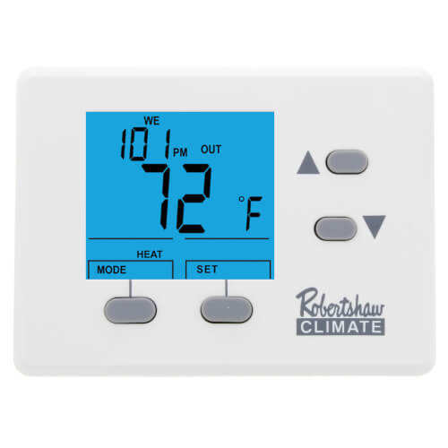 1H/1C Programmable Thermostat Product Image