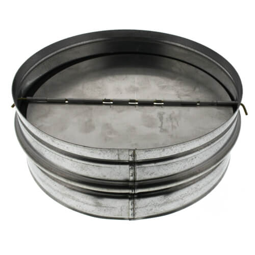 "RSK Series 8"" Duct Backdraft Damper - 6 Pack Product Image"