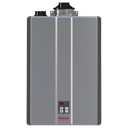 RU160IN 160,000 BTU, Condensing Indoor Tankless Water Heater (Natural Gas) Product Image
