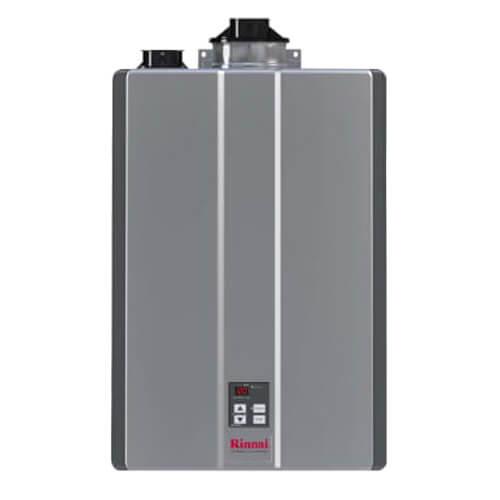 RU180IN 180,000 BTU, Condensing Indoor Tankless Water Heater (Natural Gas) Product Image