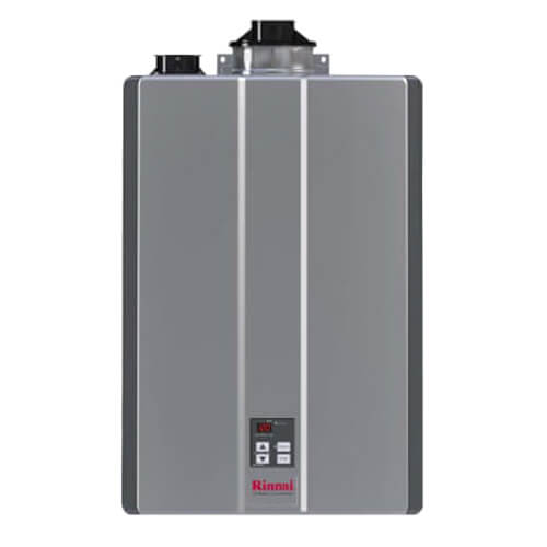 RU180IP 180,000 BTU, Condensing Indoor Tankless Water Heater (Propane) Product Image
