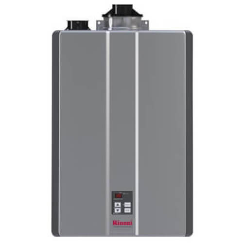 RU199IN 199,000 BTU Super High Efficiency Condensing Indoor Tankless Water Heater (Natural Gas) Product Image