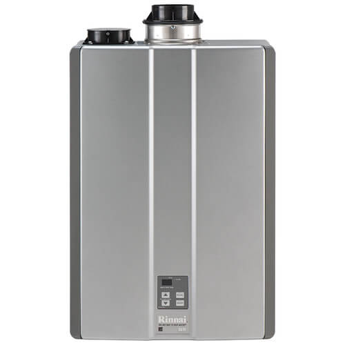 RUC98IN 199,000 BTU, Condensing Indoor Tankless Water Heater (Natural Gas) Product Image