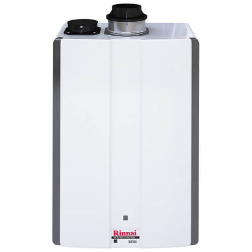 RUCS75IN 160,000 BTU, Condensing Indoor Tankless Water Heater (Natural Gas) Product Image