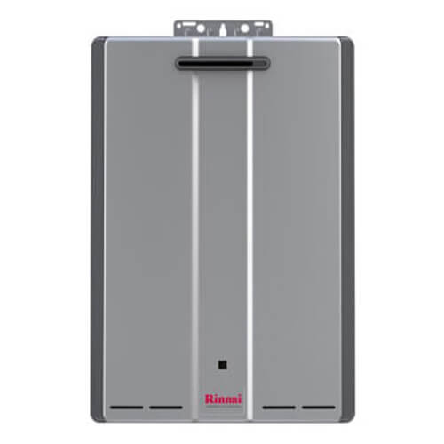 RUR199EP 199,000 BTU Condensing Outdoor Tankless Water Heater w/ Recirculation Pump (Propane) Product Image