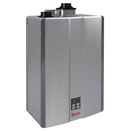 RUR199IN 199,000 BTU, Condensing Indoor Tankless Water Heater (Natural Gas) Product Image