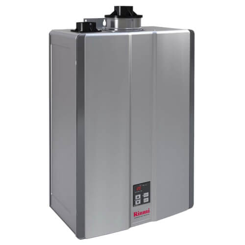 RUR199IP 199,000 BTU, Condensing Indoor Tankless Water Heater (Propane) Product Image