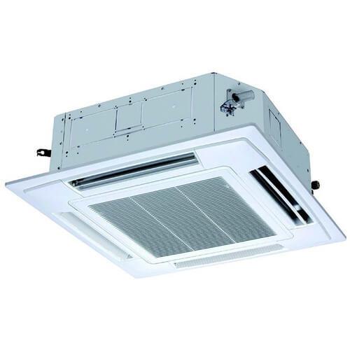 24,800 BTU Mini-Split Ceiling Recessed Heat Pump & Air Conditioner - Indoor Unit Product Image