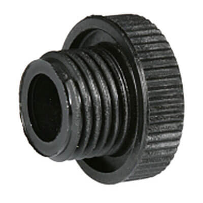 "1/4"" NPT Blanking Plug w/ O-Ring for NK300S-100 & NK300S-UP Product Image"